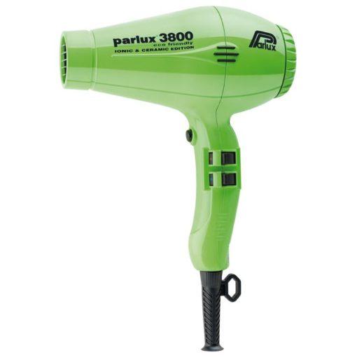 Parlux 3800 grün Ceramic&Ionic Eco Friendly Haartrockner